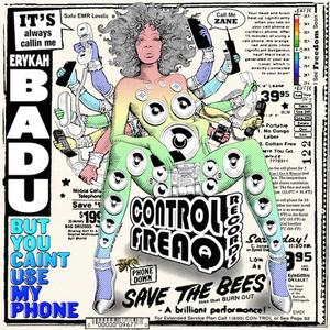 <i>But You Caint Use My Phone</i> 2015 mixtape by Erykah Badu
