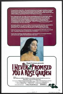 i never promised you a rose garden film wikipedia