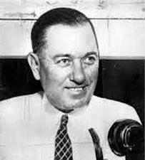 Fred Hoey American baseball broadcaster
