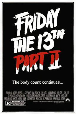 Picture of a movie: Friday The 13th: Part 2