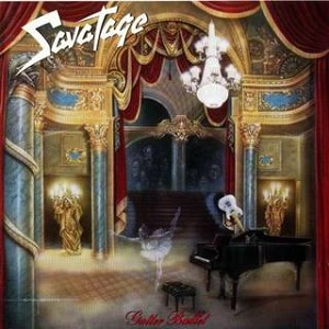 <i>Gutter Ballet</i> 1989 studio album by Savatage