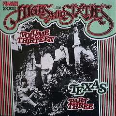 <i>Highs in the Mid-Sixties, Volume 13</i> compilation album