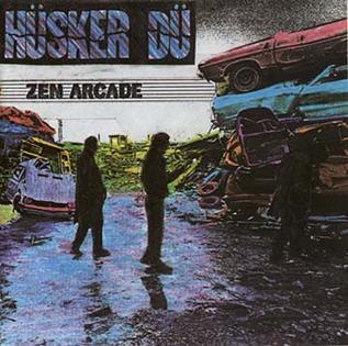 <i>Zen Arcade</i> 1984 studio album by Hüsker Dü