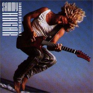 <i>I Never Said Goodbye</i> 1987 studio album by Sammy Hagar