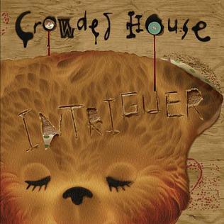 <i>Intriguer</i> 2010 studio album by Crowded House