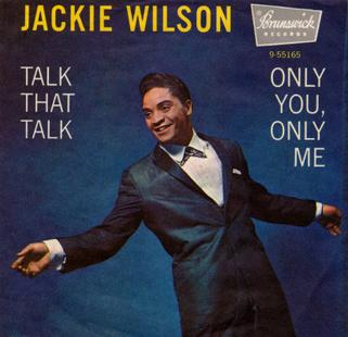 Jackie Wilson Because Of You