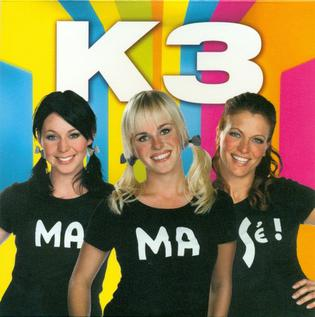 Cover image of song MaMasé by K3