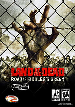 DownloadGame Land Of The Dead Road to Fiddler's Green [FULL]
