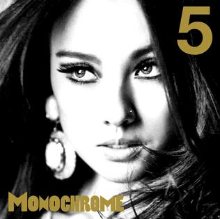 <i>Monochrome</i> (Lee Hyori album) 2013 studio album by Lee Hyori