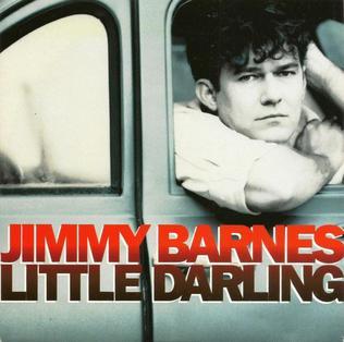 Little Darling 1990 single by Jimmy Barnes
