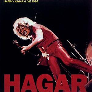 <i>Live 1980</i> (Sammy Hagar album) 1983 live album by Sammy Hagar