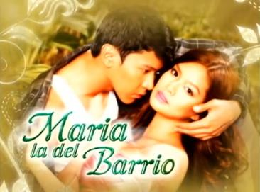 Maria La Del Barrio Philippine Tv Series Wikipedia