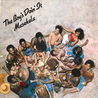 <i>The Boys Doin It</i> 1975 studio album by Hugh Masekela