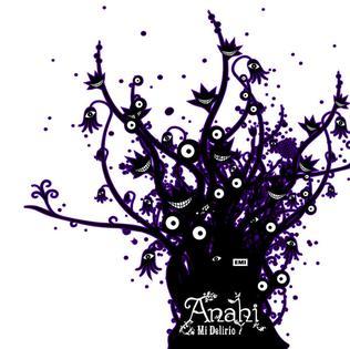 Mi Delirio (song) single by Anahí Puente