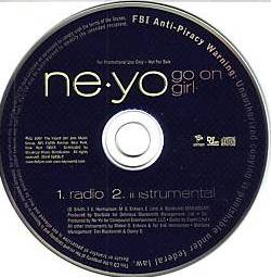 Cover image of song Go On Girl by Ne-Yo