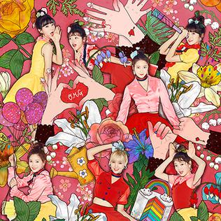 Coloring Book Oh My Girl Ep Wikipedia