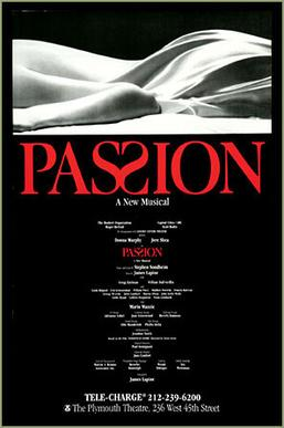 passion musical wikipedia