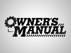 owner s manual tv series wikipedia