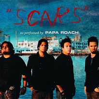 papa roach  scars