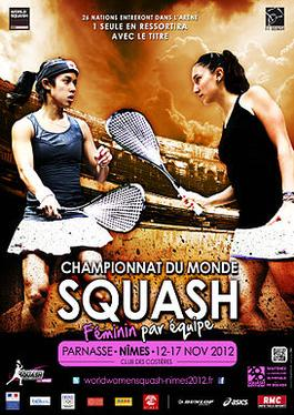 2012 Womens World Team Squash Championships