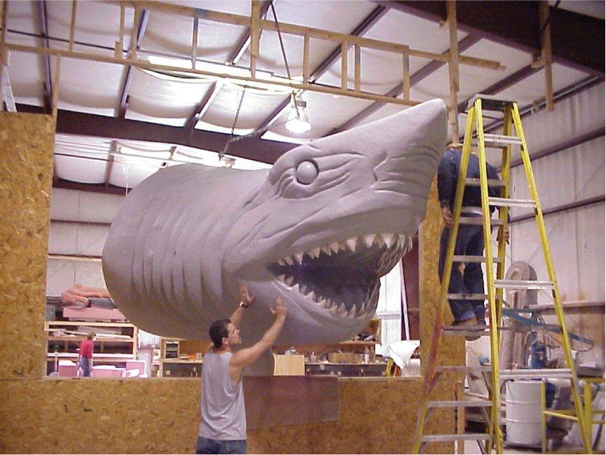 Ripleys believe it or not wikipedia ripleys shark being produced fandeluxe Images