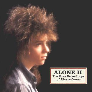 <i>Alone II: The Home Recordings of Rivers Cuomo</i> 2008 compilation album by Rivers Cuomo