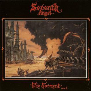 <i>The Torment</i> 1990 studio album by Seventh Angel