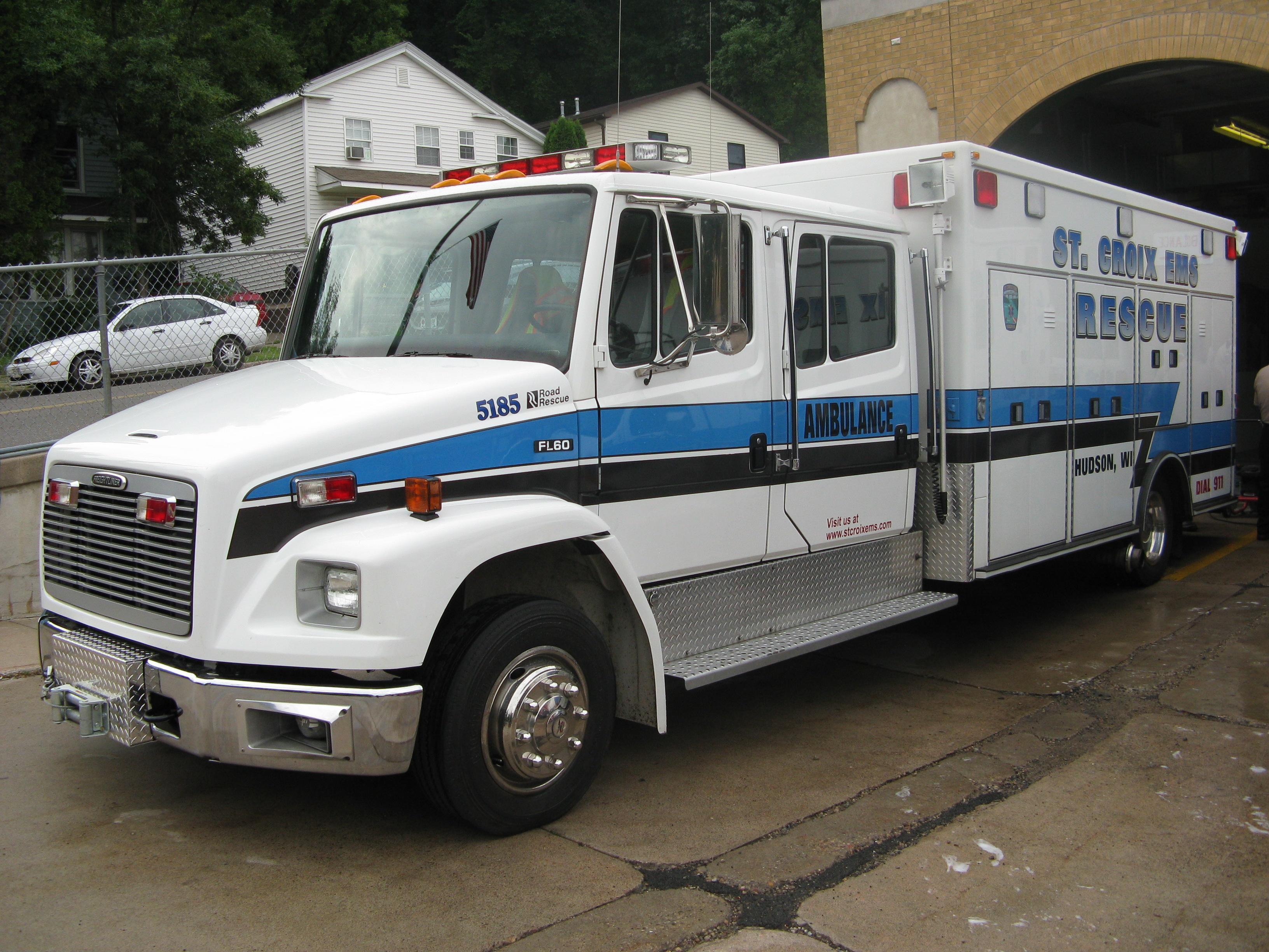 File St Croix Ems Rescue Ambulance 5185 Jpg Wikipedia
