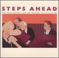 <i>Steps Ahead</i> (album) 1983 studio album by Steps Ahead