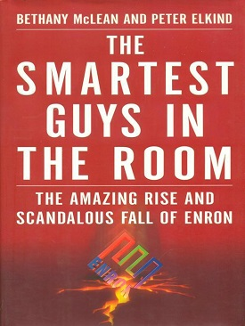 Picture of a book: The Smartest Guys In The Room