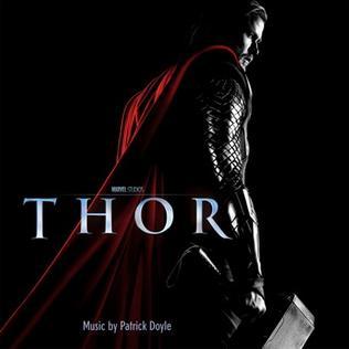 <i>Thor</i> (soundtrack) 2011 film score by Patrick Doyle