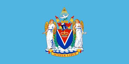 Flag of Victoria, BC