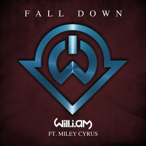 will.i.am featuring Miley Cyrus — Fall Down (studio acapella)