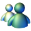 Windows Messenger XP Icon.png