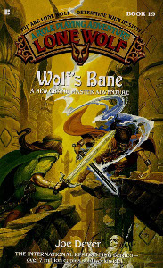 <i>Wolfs Bane</i> book by Joe Dever