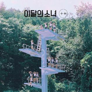 <i>+ +</i> 2018 EP by Loona
