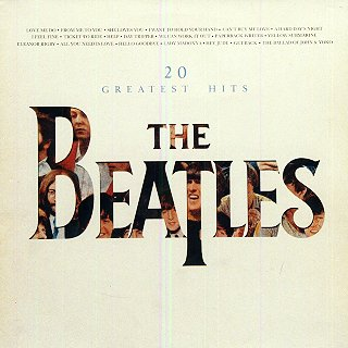 <i>20 Greatest Hits</i> (Beatles album) 1982 greatest hits album by the Beatles