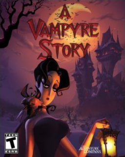Picture of a game: A Vampyre Story