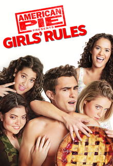 American Pie Presents Girls' Rules 2020 USA Mike Elliott Madison Pettis Lizze Broadway Natasha Behnam  Comedy