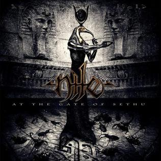 <i>At the Gate of Sethu</i> 2012 studio album by Nile