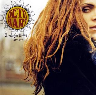 Beth Hart Beth_Hart_-_Screamin%27_for_My_Supper_album_cover