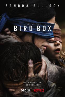 Bird Box (2018) Dual Audio {Hin-Eng} 480p | 720p