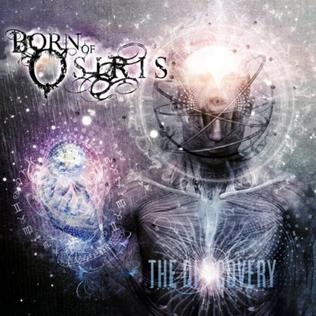 <i>The Discovery</i> (album) 2011 studio album by Born of Osiris