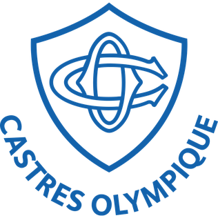Castres olympique badge.png