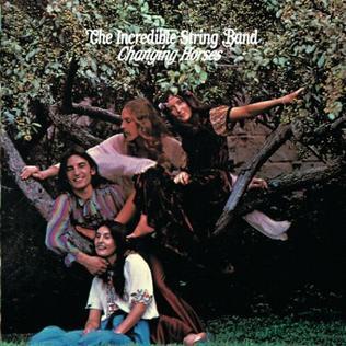 <i>Changing Horses</i> (Incredible String Band album) 1969 studio album by The Incredible String Band