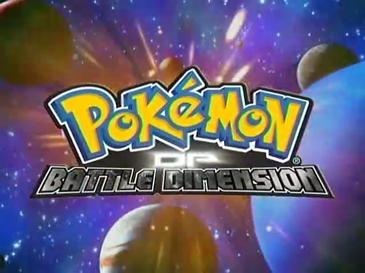 List Of Pokémon Diamond And Pearl Battle Dimension Episodes