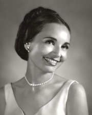Moscelyne Larkin American ballet dancer