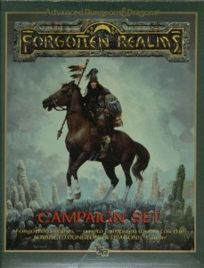<i>Forgotten Realms Campaign Setting</i>