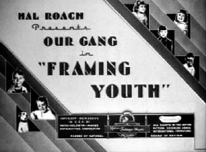 <i>Framing Youth</i> 1937 film