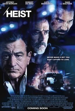 Heist full movie (2015)